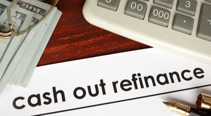 image for cash out refinance