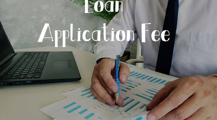 loan application fees image